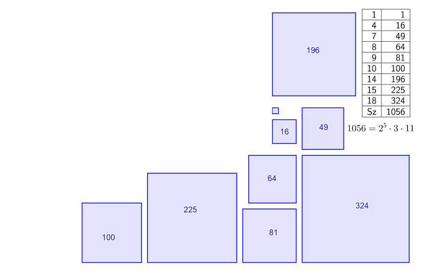 A négyzetek eltolásával kísérletezz!