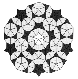 het sterrenpatroon