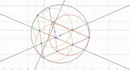 GeoGebra Team Competitions - First round, Problem 3.