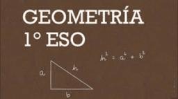 Geometría 1º  ESO