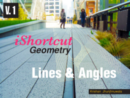 iShortcut Geometry Vol. 1: Lines & Angles