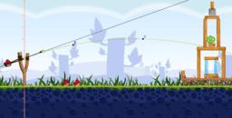 Angly Birds - parabola