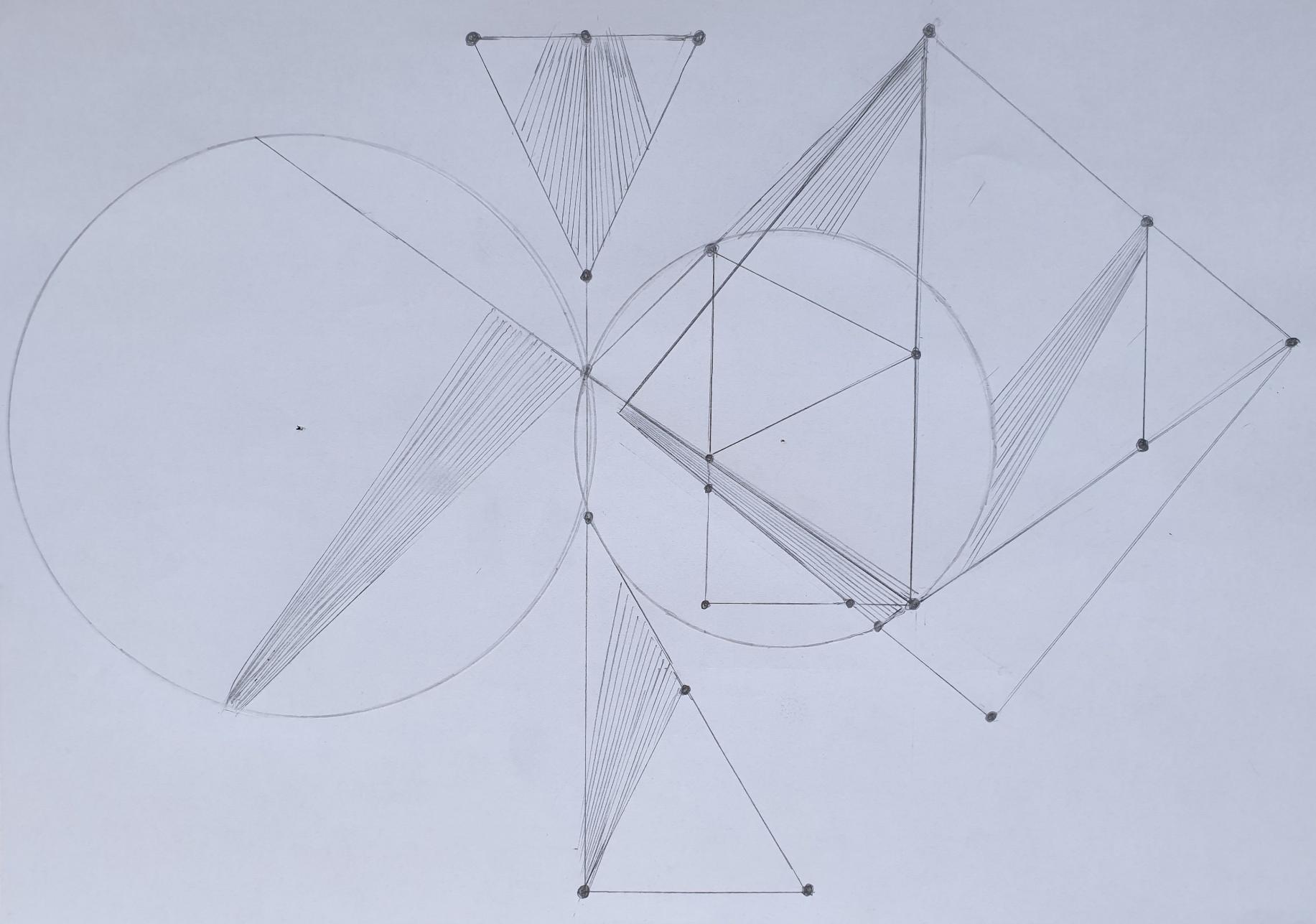 [url=https://gradini-fractale-geometrice.webnode.ro/_files/200000017-8b3b68b3b8/8-51.jpg]Fractal unic desenat de mine, cu tema iluziei optice a triunghiului. Iluzia  este la triunghiul de sus din cercul mic, care poate fi vazut cu varful  in dreapta (est), o alta pozitie cu varful in stanga colt, (sud-vest)  sau in pozitia cu varful inspre (nord-vest).[/url]
