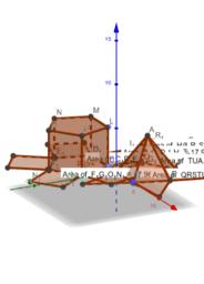 пирамида и призма
