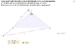 Háromszög - arányok