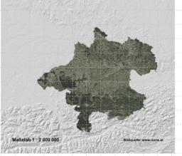Welche Gesamtfläche hat Oberösterreich?
