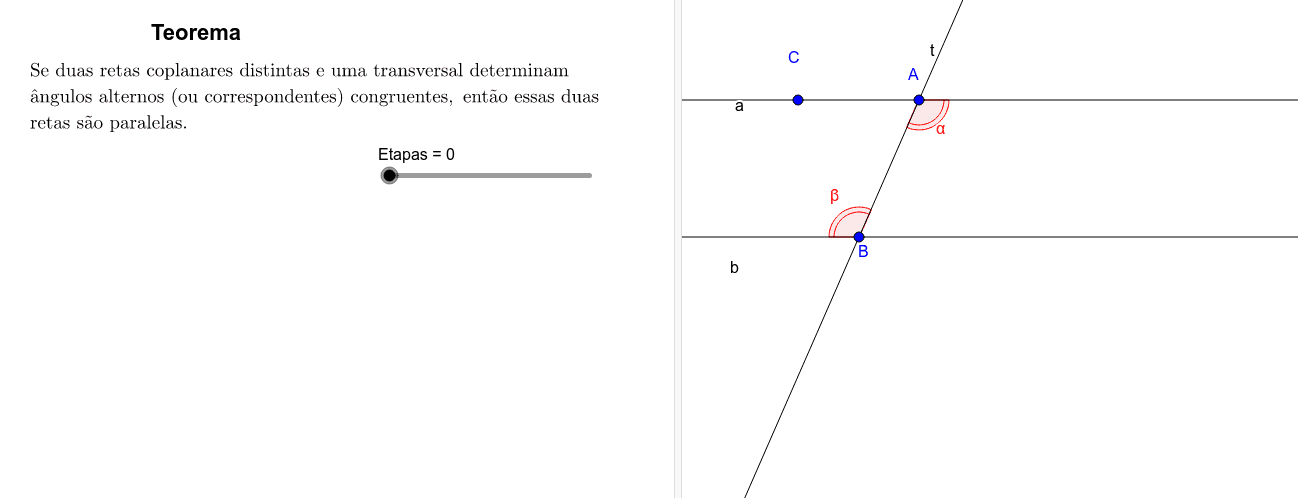 Teorema da existência Press Enter to start activity