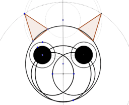 CAT from segment bisector