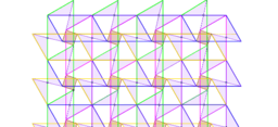 Pythagorean Theorem by Tessellation # 48 Tiling