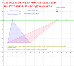Copy of TRIANGLES WITH EQUAL AREA.