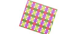 Pythagorean Tessellation # 105 Tiling