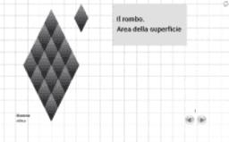 Area della superficie del rombo (2)