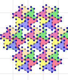 Teselación a partir de triangulo