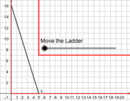 Ladder Around Corner