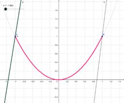 Equazioni parametriche: es. n. 7