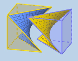 Mitad del cubo 1
