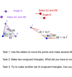 AAS Triangles