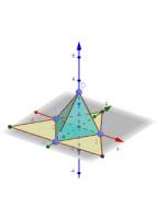 Wenn Dreiecke einen Körper bilden
