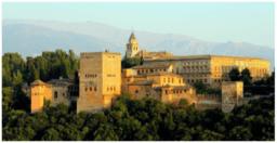 Un pavage de l'Alhambra