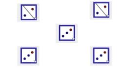 Symétrie axiale et symétrie centrale
