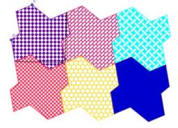Tessellation with GeoGebra - Marina