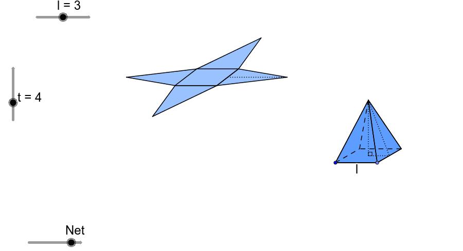 Bentangan Piramid