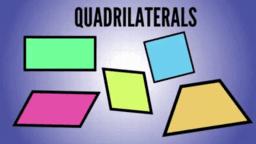 Properties of Quadrilaterals (#1)