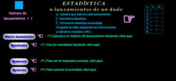 Estadística ( mediana - ejercicios 1 )