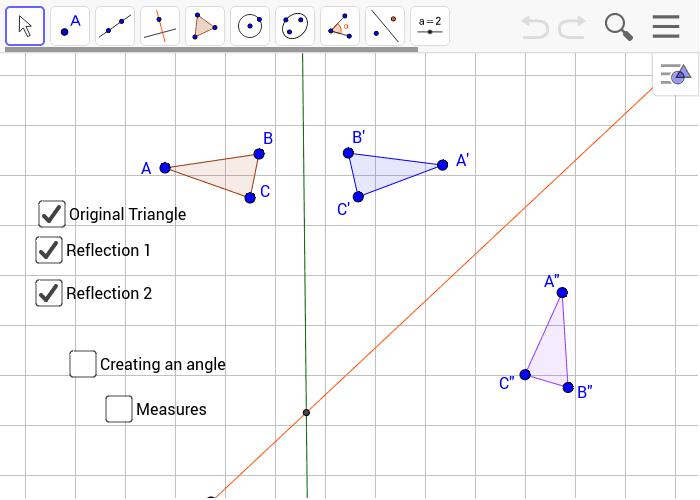 Reflection Angle Theorem