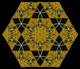 Arc Hex Fractal 1