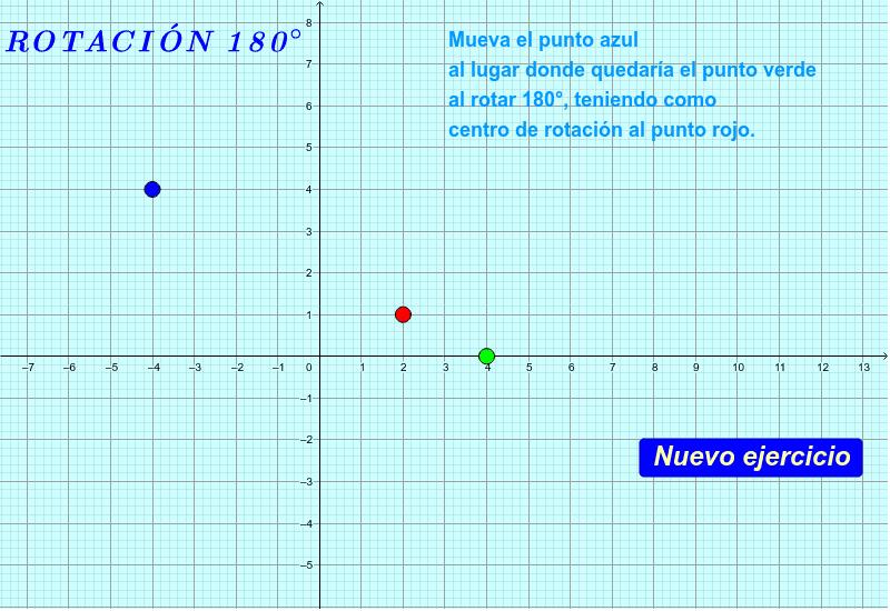 """Siga la instrucción. Si su respuesta es correcta, aparecerá """"¡Muy bien!"""". La gráfica se puede mover y hacer zoom. Presiona Intro para comenzar la actividad"""