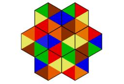 Simetría geométrica Alex y Andrés