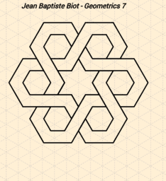 Jean Baptiste Biot - Geometrics 7