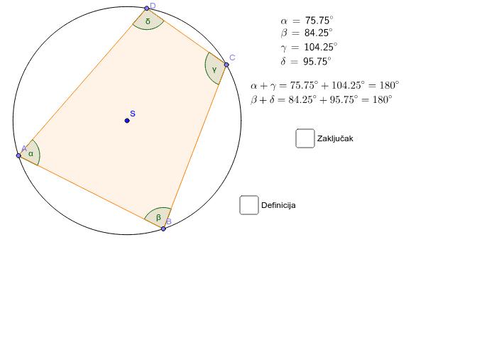 GeoGebra Applet Pritisnite Enter kako bi pokrenuli aktivnost