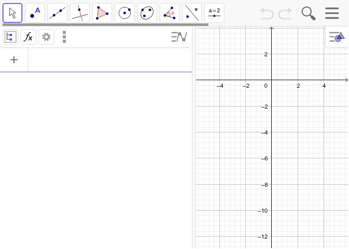 Nacrtaj graf funkcije f(x)=x^2+3x-10 Pritisnite Enter kako bi pokrenuli aktivnost