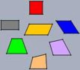 Flächeninhalt und Umfang Vierecke Monte