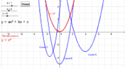 Quadratic curves and Equations Set 3