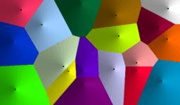 Voronoi Cones