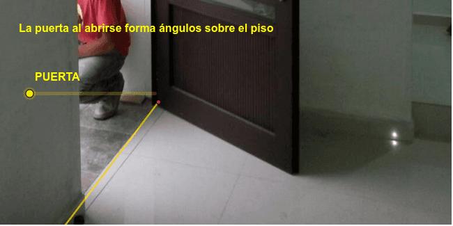 Usá el deslizador amarillo para ver el ángulo Presiona Intro para comenzar la actividad