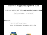 Document à imprimer