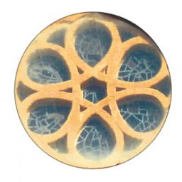 Una rosassa D6 de la Catedral de Tarragona