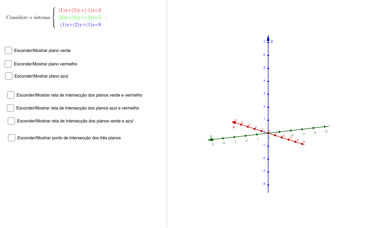 Exemplo 2 Press Enter to start activity