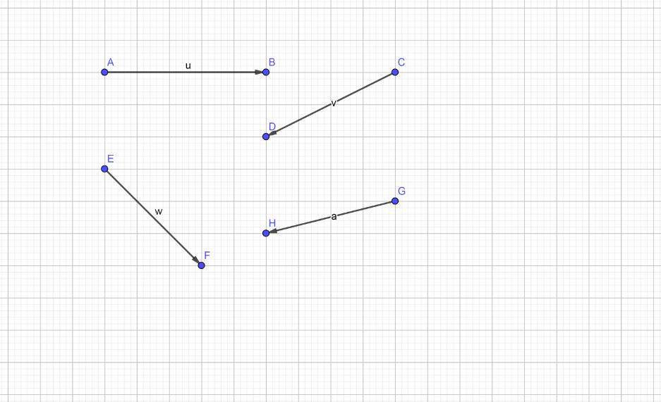 Сабирање и одузимање вектора