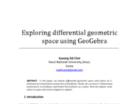 Exploring differential geometric space using GeoGebra.pdf