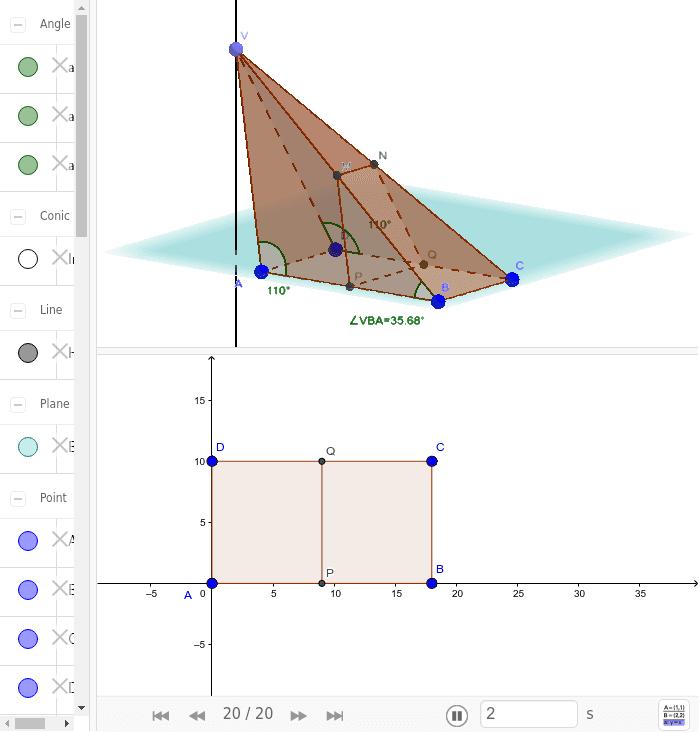 Task_A: Pyramid 按 Enter 鍵開始活動