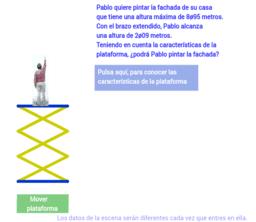 Resolución de triángulos en contexto.