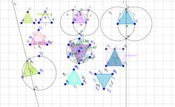 1001 formas de hacer un triángulo