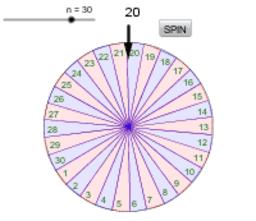 random wheel