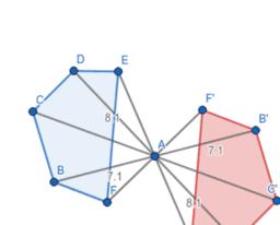 Колекція Геометричні перетворення на площині