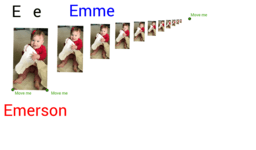 E is for Emme
